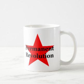 Trotsky: Permanent Revolution Basic White Mug
