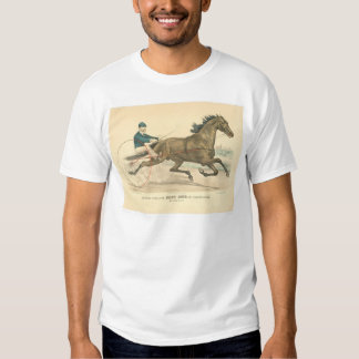 Trotting stallion Palo Alto by Electioneer (1791A) Tee Shirt
