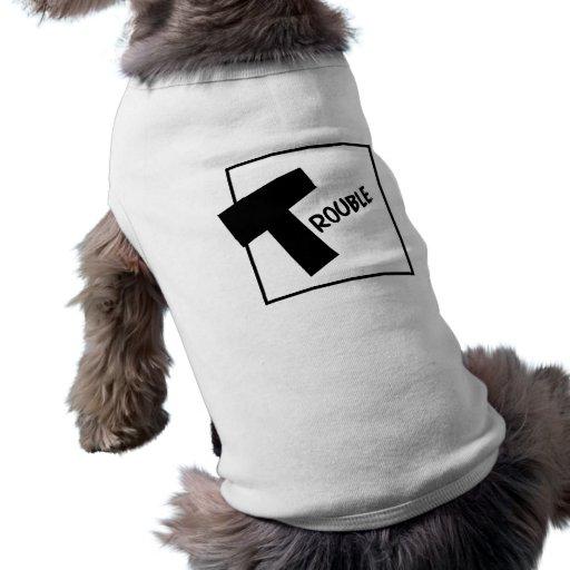 Trouble Pet Clothes