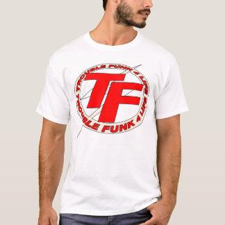 Trouble Funk whiteT-Shirt T-Shirt