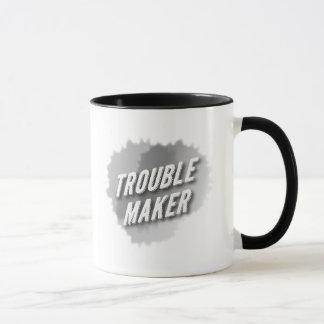 Trouble Maker With Paint Splash Mug