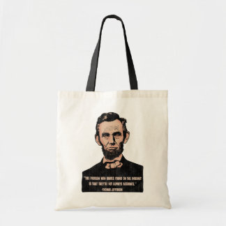 Trouble With Quotes Bags