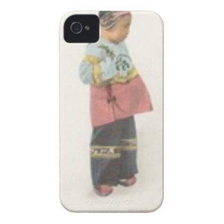 Troubled Boy Case-Mate iPhone 4 Case