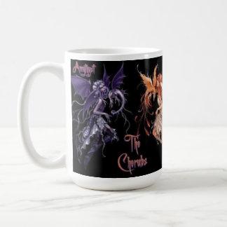 trouble's mom mug
