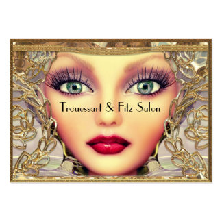 Trouessart Salon Indestructible Pack Of Chubby Business Cards