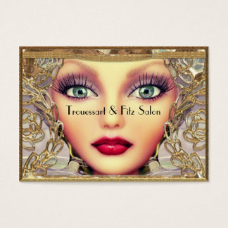 Trouessart Salon Indestructible Business Card