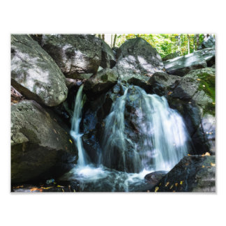 Trout Brook Falls Photographic Print