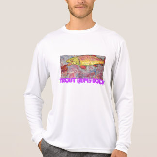 trout bums rock T-Shirt