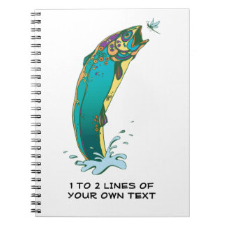 Trout Fishing Notebook