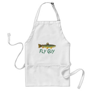 Trout Fly Fishing Standard Apron