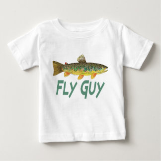Trout Fly Fishing T Shirt