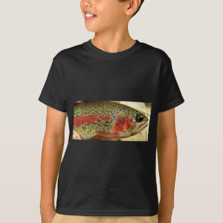 Trout in Hands T-Shirt
