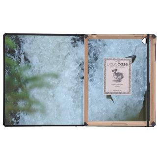 Trout in the River iPad Folio Case