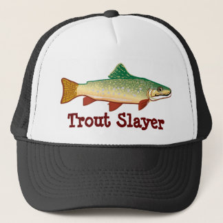 """Trout Slayer"" Trucker Hat"