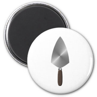 Trowel 6 Cm Round Magnet