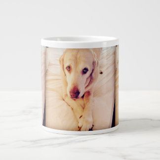 Troy Baby Custom Jumbo Coffee Mug
