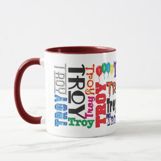 Troy Coffee Cup