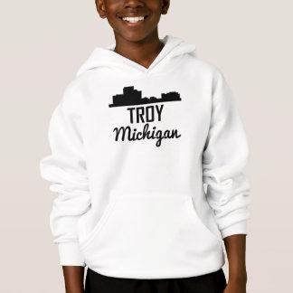 Troy Michigan Skyline