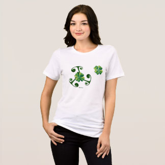 Trsikele -St Patrick's Day *Lá Fhélie Pádraig * T-Shirt