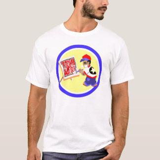 tru art logo-man T-Shirt