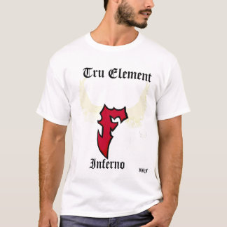 Tru Element, Inferno, IBF T-Shirt