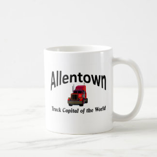 Truck Capital of the world Coffee Mug