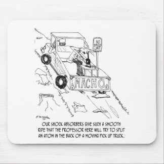Truck Cartoon 0040 Mouse Pad