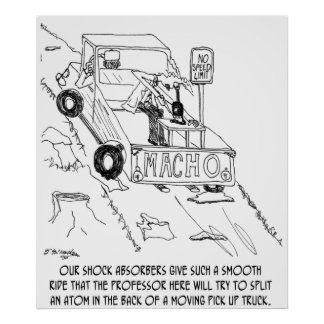 Truck Cartoon 0040 Poster