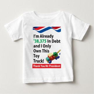 Truck Debt Infant T-Shirt
