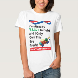 Truck Debt Tshirts