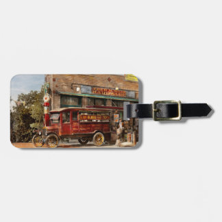 Truck - Delivery - Haas has it 1924 Luggage Tag