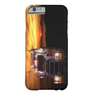 Truck Driver Barely There iPhone 6 Case