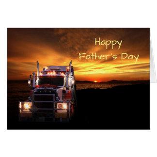 Truckers Greeting Cards | Zazzle.com.au