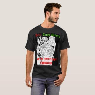 Truck Driver meme. T-Shirt