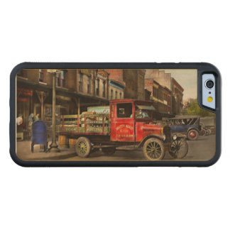 Truck - Home dressed poultry 1926 Carved Maple iPhone 6 Bumper Case