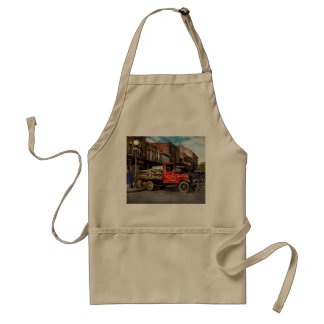 Truck - Home dressed poultry 1926 Standard Apron
