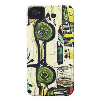 TRUCK PARK iPhone 4 CASE