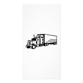 Truck Photo Card
