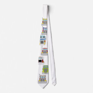 truck tie