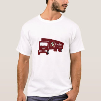 Truck transport DATA T-shirt