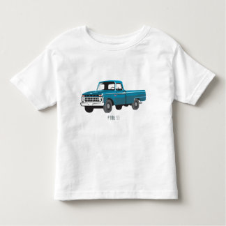 Truck Vintage 1965 pickup truck Toddler T-Shirt