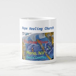 Truckee River Reno Nevada Christian Coffee Mug Cup