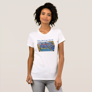 Truckee River Reno Nevada Christian Womens T-Shirt