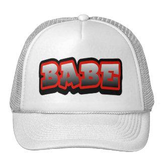 Trucker BABE Hat