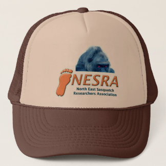 Trucker Baseball Cap with NESRA Logo and Creature