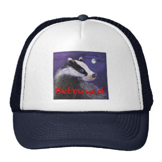 Trucker Cap - Never Forget the Badger Cull