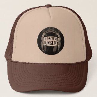 Trucker Cap Old school Junglist