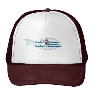 Trucker cap with WAVMA logo Trucker Hats