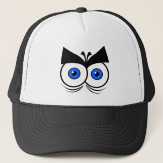 Trucker eyes Hat