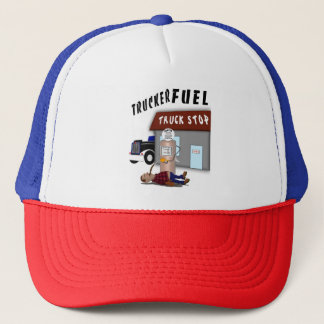 Trucker Fuel 1 Trucker Hat